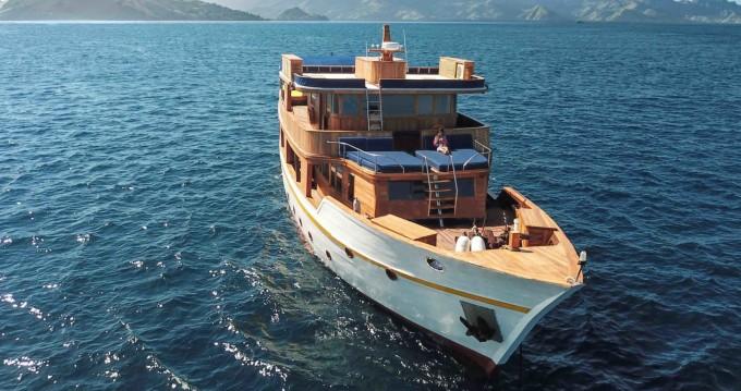 Location yacht à Labuhanbajo - phinisi Phinisi motor yacht sur SamBoat