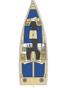 Location yacht à Biograd na Moru - Elan Elan 350 Performance sur SamBoat