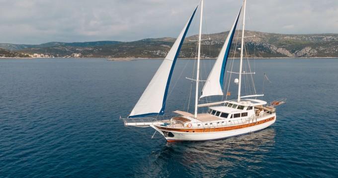 Louer Voilier avec ou sans skipper Custom Made à Split
