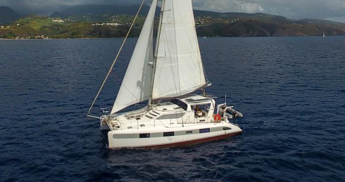 Location yacht à Les Trois Îlets - Dean Dean 441 sur SamBoat