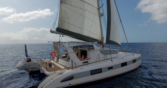 Location Catamaran Dean avec permis