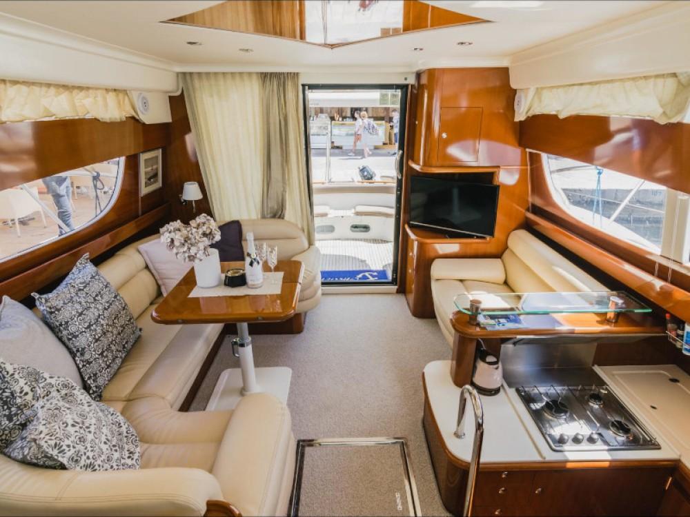 Location bateau Jeanneau Jeanneau Prestige 46 Fly à Split sur Samboat