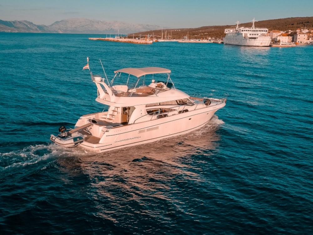 Jeanneau Jeanneau Prestige 46 Fly entre particuliers et professionnel à Split