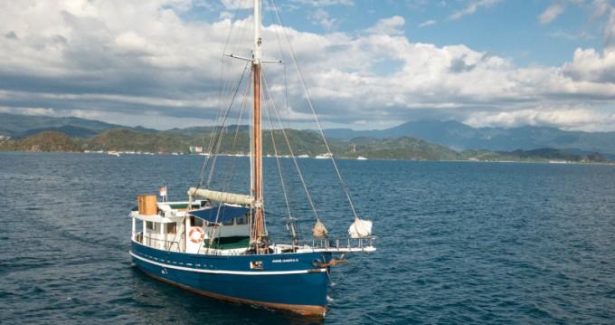 Location bateau  Motor sailer à Denpasar sur Samboat