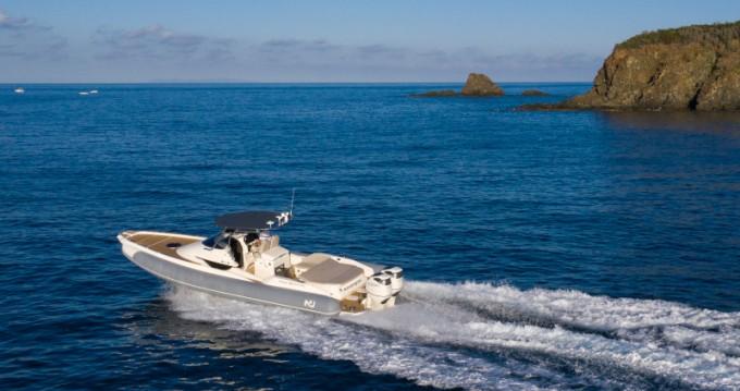 Location bateau Koh Kaeo pas cher Nuova Jolly Prince 38 Sport Cabin
