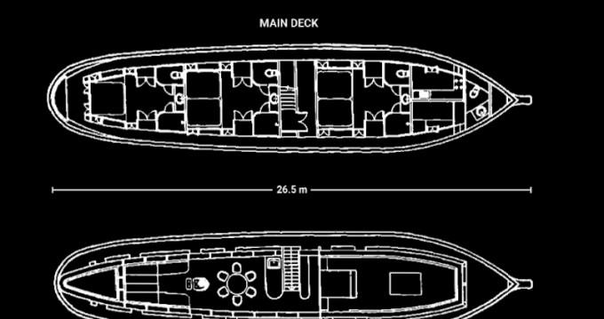 Yacht à louer à Phuket au meilleur prix