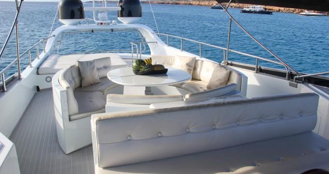 Louez un Baglietto Baglietto 24 à Île d'Ibiza