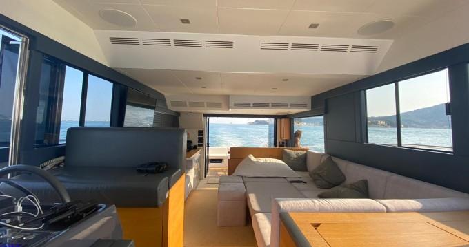 Location Yacht à La Spezia - Sundeck 580
