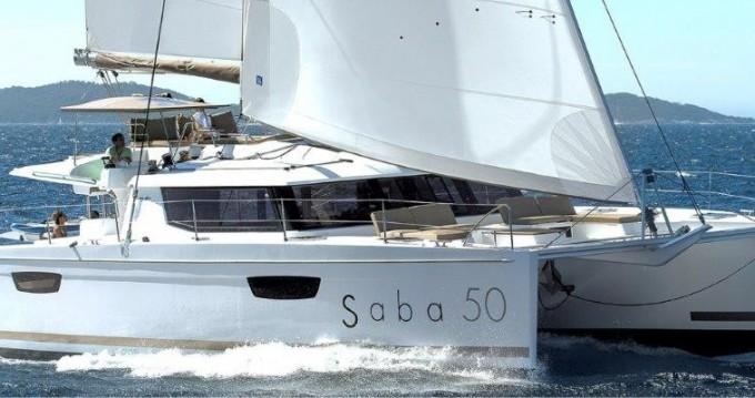 Saba 50 entre particuliers et professionnel à Tortola