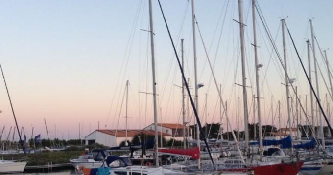 Location Voilier à Les Sables-d'Olonne - Jeanneau Sun Odyssey 35