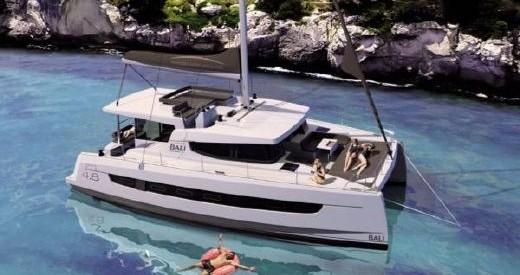 Location bateau Athènes pas cher Bali 4.6 - 5 cab.