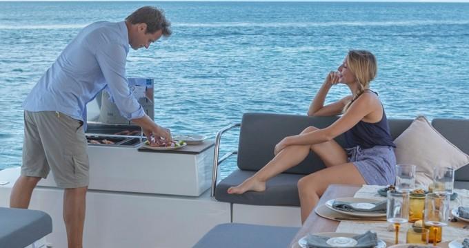 Location yacht à Tortola -  Elba 45 sur SamBoat