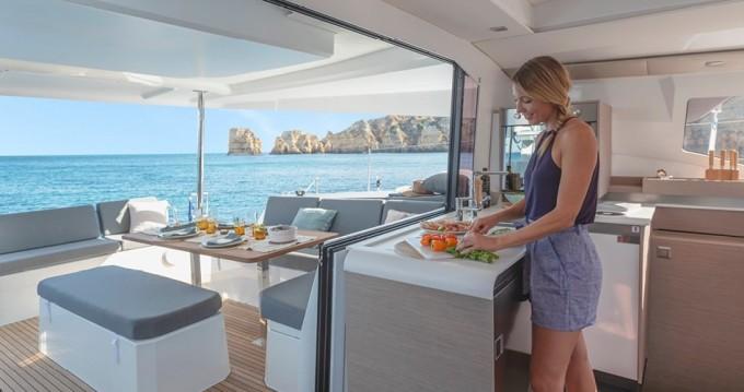 Louer Catamaran avec ou sans skipper  à Tortola