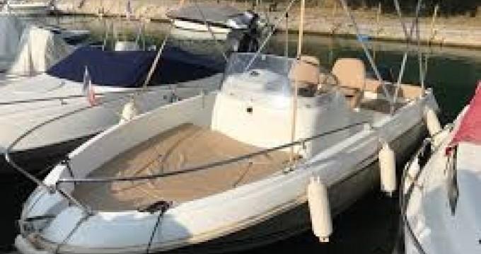 Location bateau Gustavia pas cher Cap Camarat 5.5 CC Serie 2