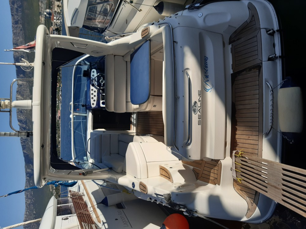 Location bateau Split pas cher SEALINE S28