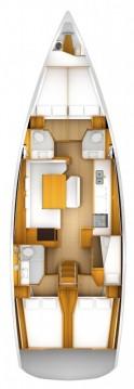Jeanneau Sun Odyssey 519 entre particuliers et professionnel à Marina di Portorosa