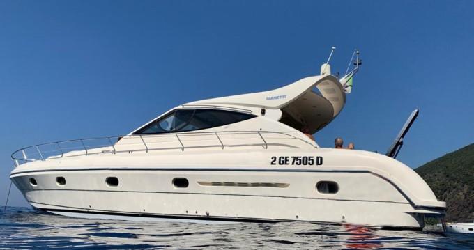 Location bateau Gianetti 48 HT à Portofino sur Samboat