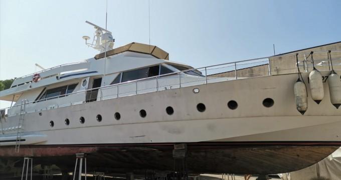 Location Yacht Versilcraft avec permis