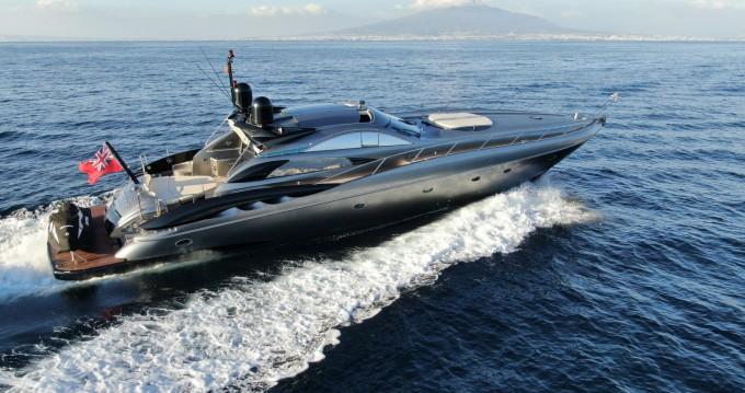 Location Yacht à Castellammare di Stabia - Sunseeker Predator 75