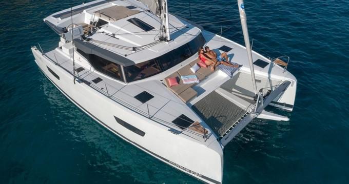 Location yacht à Marina Cay - Fountaine Pajot Astrea 42 sur SamBoat
