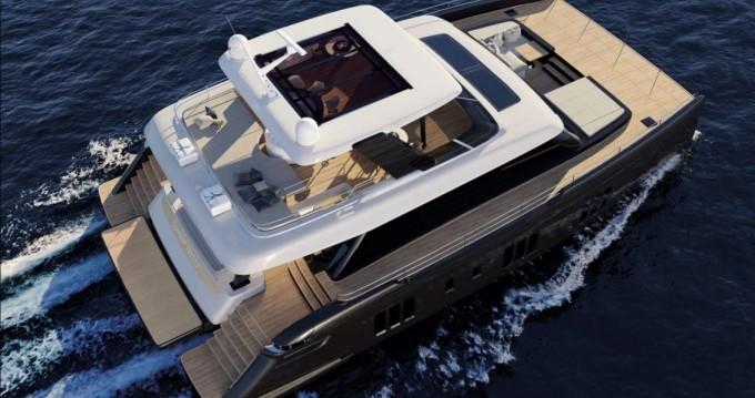 Location yacht à Athènes - Sunreef Sunreef 70 Power sur SamBoat