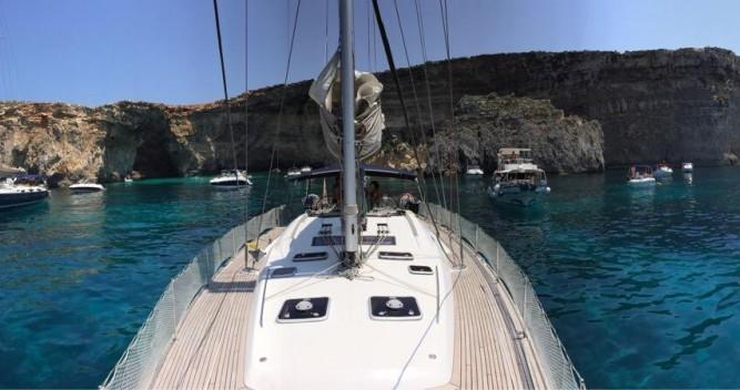 Location bateau Ta' Xbiex pas cher Oceanis 523