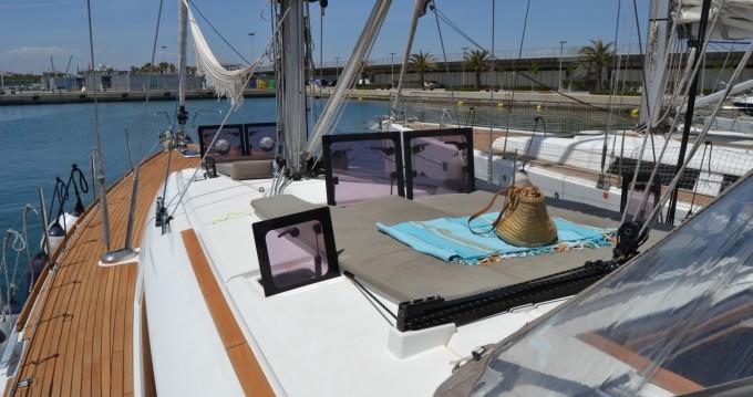 Location bateau Île d'Ibiza pas cher Sun Odyssey 509