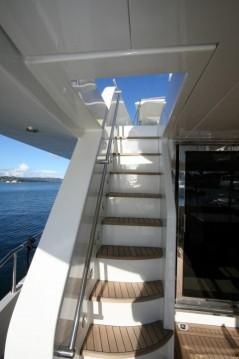 Location Yacht à La Trinité - Mondomarine Mondomarine 82