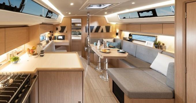 Location bateau Fethiye pas cher Bavaria C42
