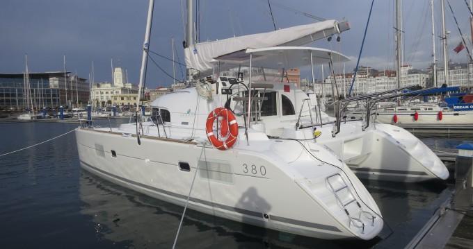 Location Catamaran à Sant Antoni de Portmany - Lagoon Lagoon 380