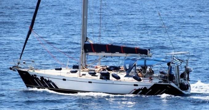 Location bateau Alfa A 51 à Mykonos (Île) sur Samboat