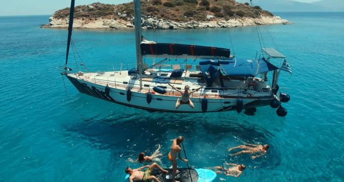 Louer Voilier avec ou sans skipper Alfa à Mykonos (Île)