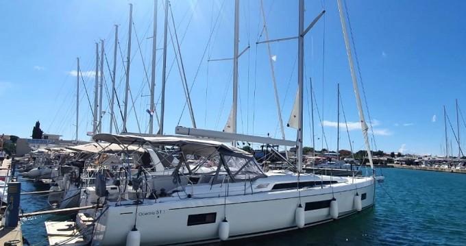 Location yacht à Sukošan - Bénéteau Oceanis 51.1 sur SamBoat