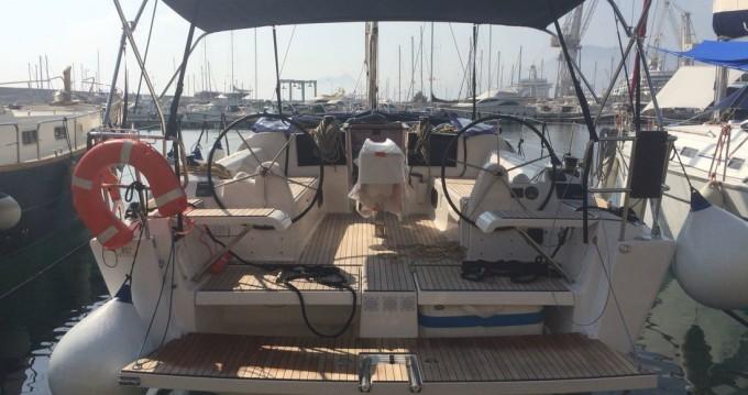 Location bateau Dufour Dufour 382 GL à Scarlino sur Samboat