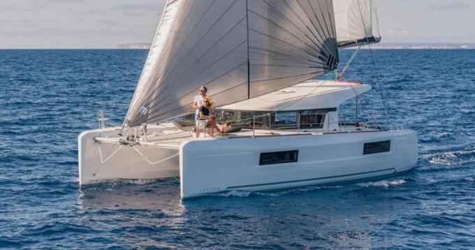 Location bateau Fethiye pas cher Lagoon 40