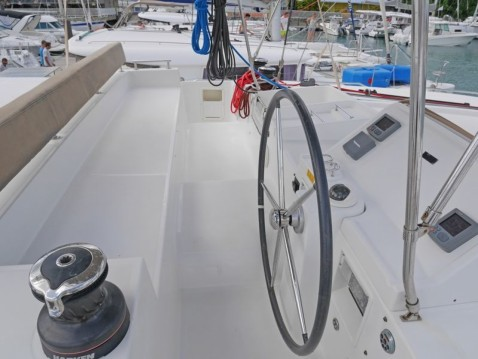 Location bateau Lagoon Lagoon 450 F à Le Marin sur Samboat