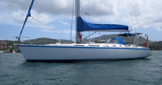 Location bateau Wauquiez Centurion 48 S à Le Marin sur Samboat