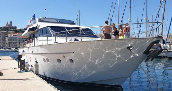 Location bateau San Lorenzo San Lorenzo 70 à Marseille sur Samboat