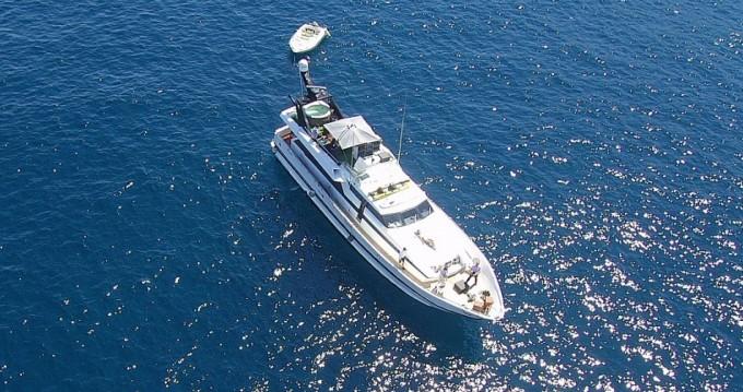 Location Yacht à Marseille - San Lorenzo San Lorenzo 70
