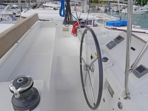 Location Catamaran à Le Marin - Lagoon Lagoon 450 F