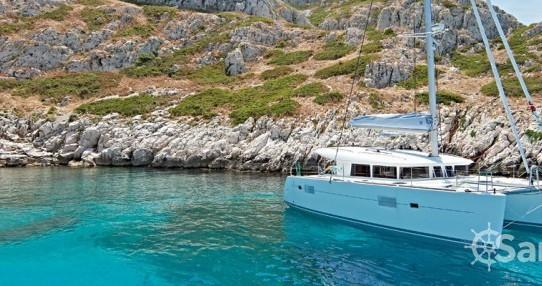 Location bateau Pointe-à-Pitre pas cher Lagoon 400