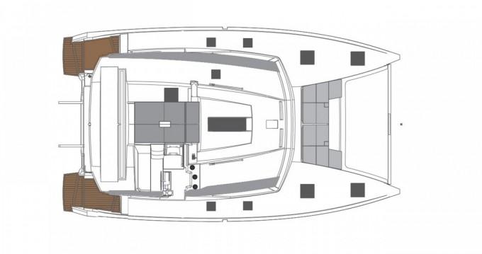 Location Catamaran à Pointe-à-Pitre - Fountaine Pajot Astrea 42