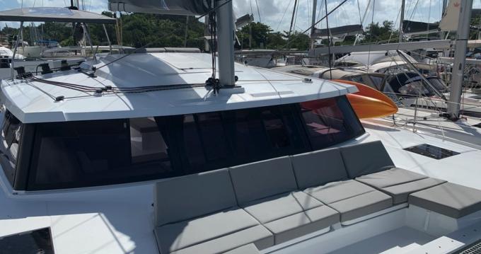Location bateau Pointe-à-Pitre pas cher Astrea 42
