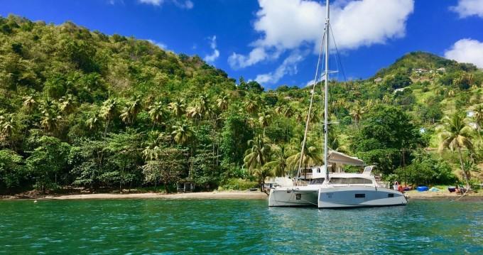 Location Catamaran Aventura avec permis