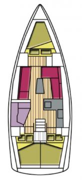 Louez un Bavaria Bavaria Cr 37 à Marina di Portorosa