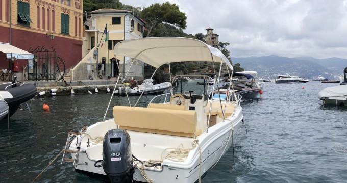 Location Bateau à moteur à Portofino - Capelli Freedom 18