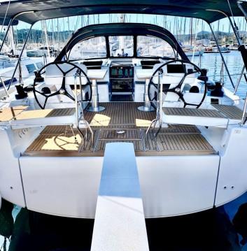 Location yacht à Nikiána - Hanse Hanse 508 sur SamBoat