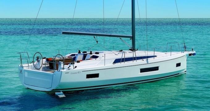 Location bateau Castiglioncello pas cher Oceanis 40.1