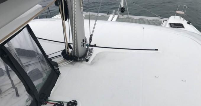 Location Catamaran à Portisco - Lagoon Lagoon 42