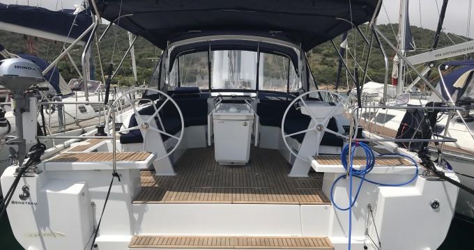 Location bateau Marina di Portorosa pas cher Oceanis 46.1